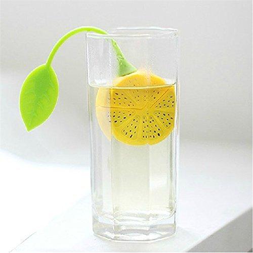 TOOGOO R Filtros de Te Forma de Limon