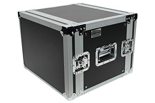 Case Parts Ata - XSPRO XS8U-14 8 Space 8U ATA Effects Road Tour Flight Rack Case 19