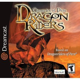 Image result for dragonriders of pern sega dreamcast