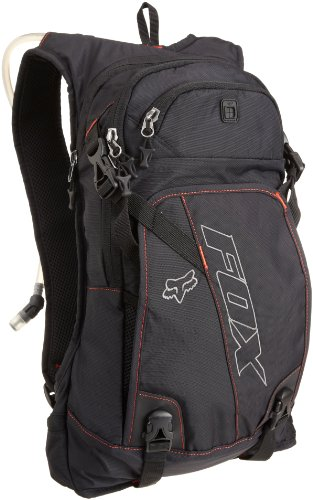 Fox Men's Oasis Hydration Pack, Black, One size