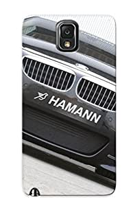 High Quality Letteredor Bmw Hamann Z4m Roadster Frontview Skin Case Cover Specially Designed For Galaxy - Note 3