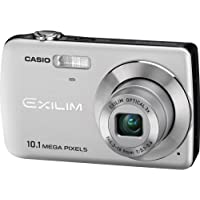 Casio EX-Z33SR 10.1MP Digital Camera with 3x Optical Zoom and 2.5 inch LCD (Silver) Advantages Review Image