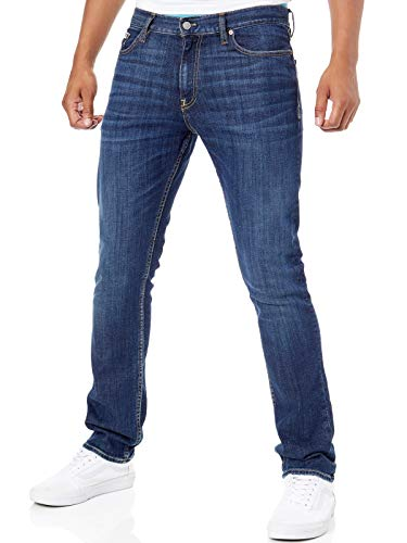 DC Medium Stone Worker Straight Stretch Jeans (28