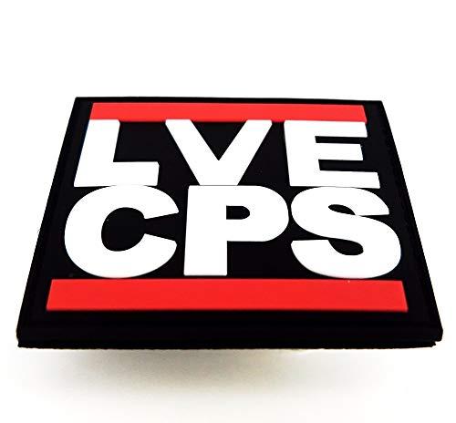 Polizeimemesshop LVE CPS PVC Patch