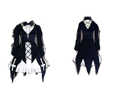 [Rozen Maiden Suigintou cosplay costume] (Rozen Maiden Suigintou Costume)