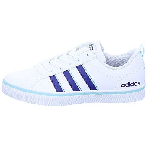 adidas VS PACE W - Zapatillas deportivas para Mujer, Blanco - (FTWBLA/TINUNI/AGUCLA) 41 1/3