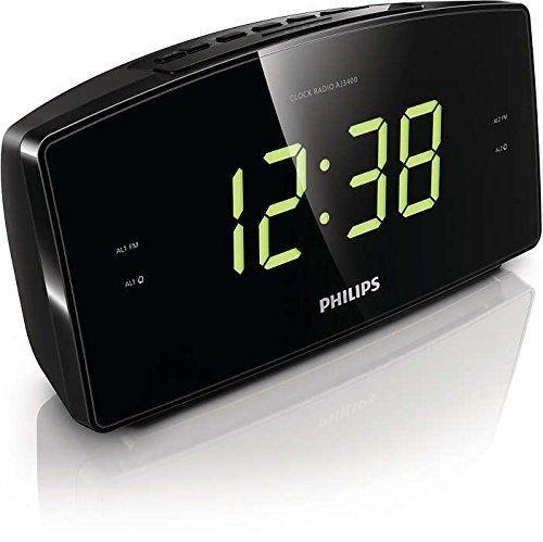 Philips AJ3400/37 Clock Radio