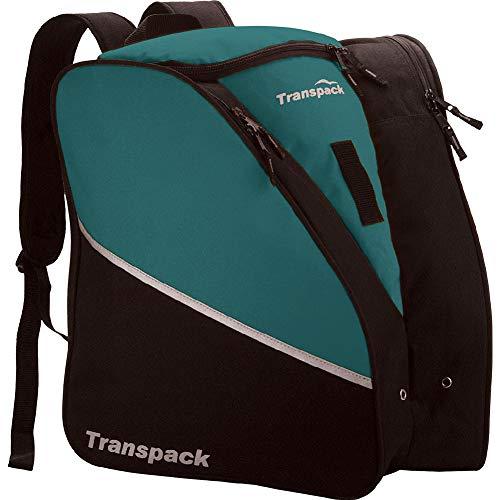 Transpack Edge Ski Boot Bag 2019 - Teal