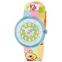 Swatch Women's Disney's Winnie The Pooh ZFLNP003 Stainless Steel Wrist Watches