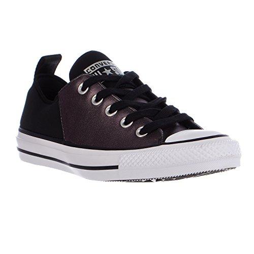 Converse Damen Shoreline Slip On Sneaker Schwarz / Schwarz / Weiß