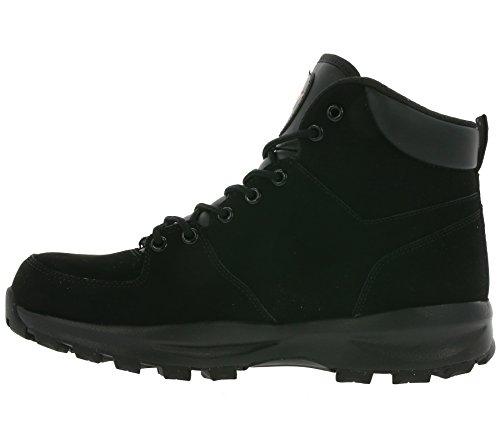 Nike 454350-080, Scarpe da Basket Uomo Nero