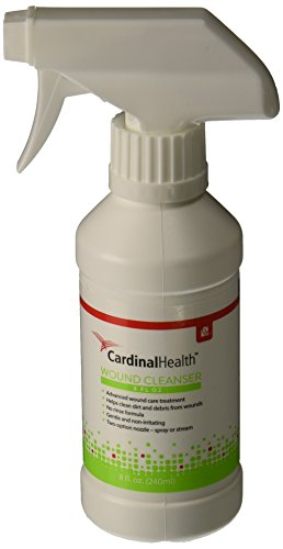 Cardinal Health WC8OZR Wound Cleanser product image