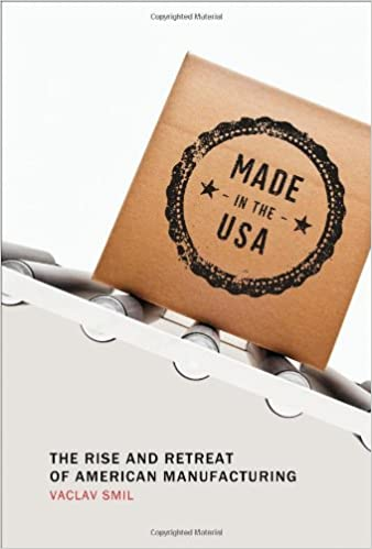 image for Made in the USA: The Rise and Retreat of American Manufacturing (MIT Press)