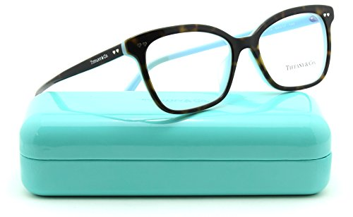 Tiffany & Co. TF 2138 Women Eyeglasses RX - able Frame (8134) - Eye Co Glasses And Tiffany