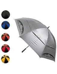 Sun Mountain UV Golf Umbrella Black/Baltic