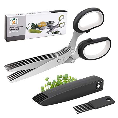 Joyoldelf Gourmet Herb Scissors