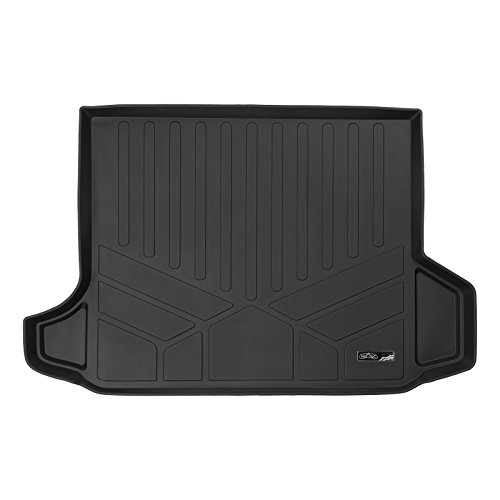 MAX LINER D0310 All Weather Custom Fit Cargo Trunk Liner Floor Mat Black for 2018-2019 Chevrolet Equinox/GMC Terrain