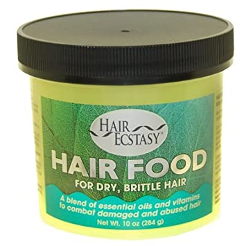 Hair Food with Vitamin E, 10 oz