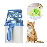 Neater Scoope- Pet Toilet Processor Spoon Cat Litter Scoops