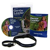 Premier Gentle Leader Quick Release Head Collar Medium Black 25 - 60 lbs - GLQHCMBLK