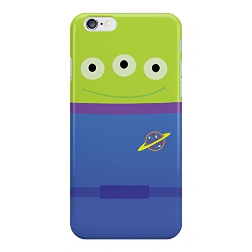 Toy Story Alien Costume Phone Case - Hard Plastic, Snap On Cell Phone Cover - Fun Cases - iPhone 4 / 4s