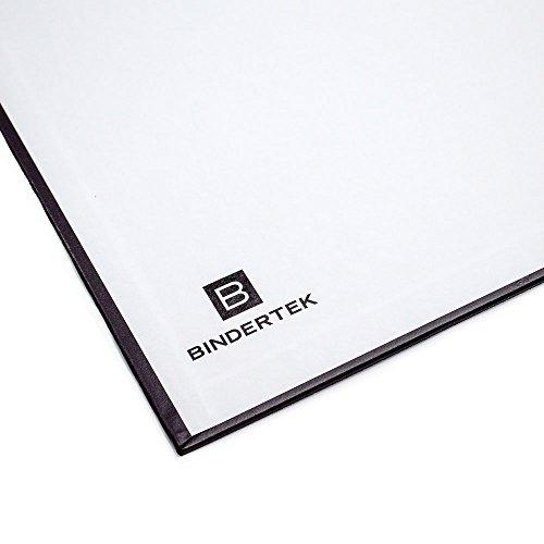 Bindertek 3-Inch Heavy Duty Post Binders, Black (POST3) by Bindertek (Image #3)