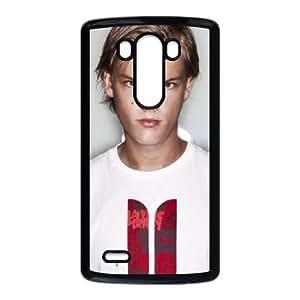 LG G3 Cell Phone Case Black Avicii Generic Phone Cases XPDSUNTR29708