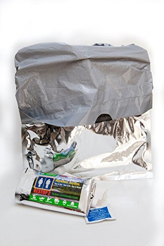 Solid Disposal Waste (Restop Solid and Liquid Waste Bag)