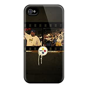 Iphone 6plus KPr18587fuaV Unique Design Beautiful Pittsburgh Steelers Pattern Perfect Cell-phone Hard Covers -CristinaKlengenberg