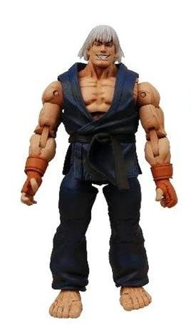 Street Fighter IV Survival Mode NECA Player Select Action Figure Ken