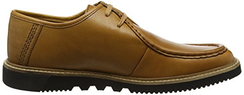 Brown Kwamie Kickers Lo 's Mocc Men Tan Derbys YqHA6xaH