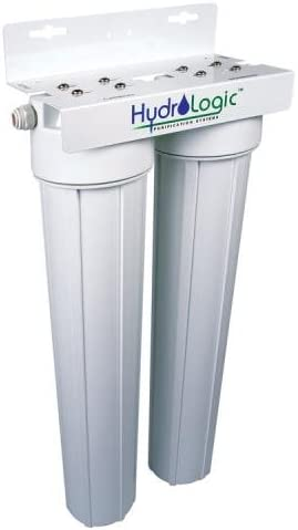 White Hydro-Logic HLTBBS Ideal H2O Premium Pleasted Sediment Filter 2 in x 20 in