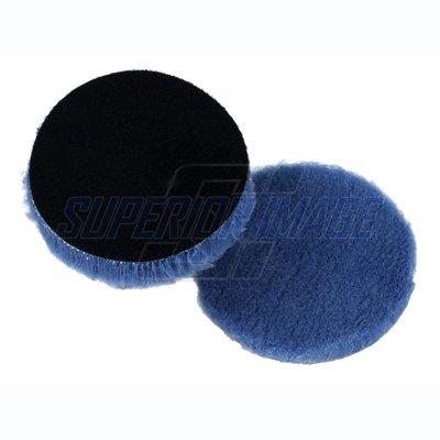 """Lake Country Hybrid Wool Buffing/Polishing Pad (5.25"""" x 1""""): Automotive"""