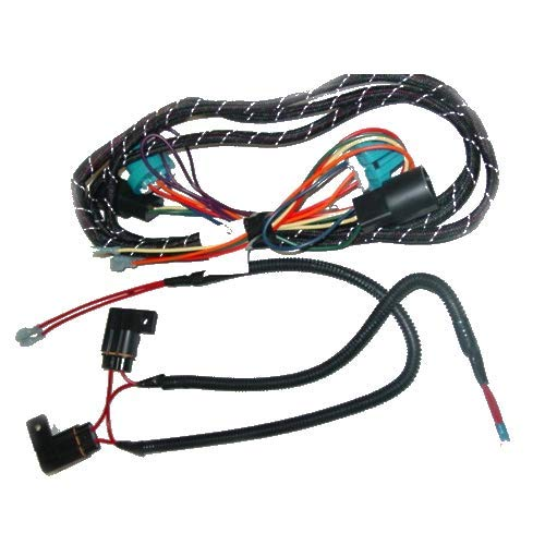 (Western Part # 62921 - UniMount HB-1 Headlight Harness Conversion Kit Dodge Ram 99+ Dakota 99+ 9 Pin)