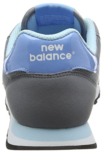 Gm Femme Gw500v1 Balance Blue Grey Baskets Basses New Gris p451n