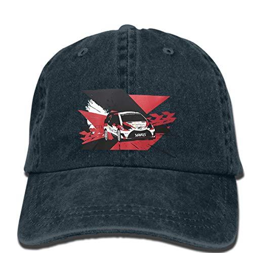 276184a53b9 SUJV-T9 Hip hop Baseball caps Toyota Gazoo Racing WRC Car Cap Rally Mens  Leisure