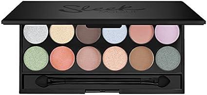 Sleek Makeup Nordic Skies I de Divine Eyeshadow Palette Limited Edition, 1er Pack (12 x 0,8 g): Amazon.es: Belleza