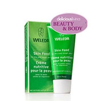 weleda skin food for face