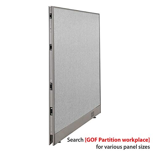 Custom Room Dividers - GOF Office Partition Custom Built Workstation Wall Office Divider (36w X 72h)
