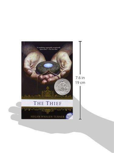 Amazon.com: The Thief (The Queen's Thief, Book 1) (9780060824976 ...
