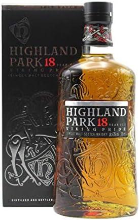 Highland Park - Single Malt Scotch Whisky - 18 year old Whisky
