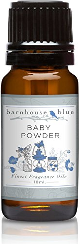 Barnhouse - Baby Powder - Premium Grade Fragrance Oil (10ml) -