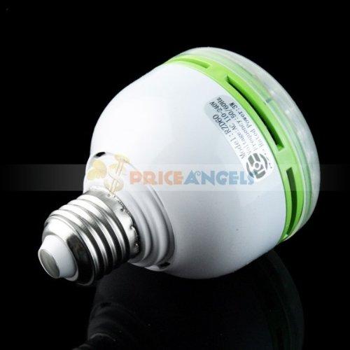 3w E27 Led Lamp 240v Bulb100 Rzd60 48 Sensor Human White 0ywOvmn8N