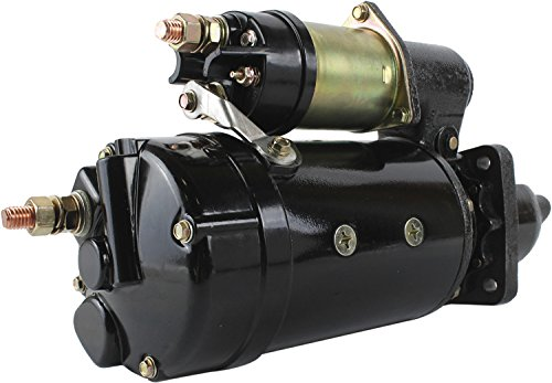 DB Electrical SDR0302 Starter for Ford Truck F600 F700 F800 F900 L6000 L7000 L8000 8.3 8.3L 1992-1999 F6HZ-11002-CB//SA-825 School Buses B600 B700 B800 1992-99 8.3L //F6HT-11001-CB