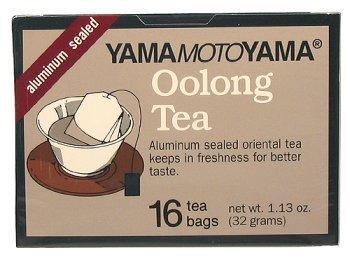 Yamamotoyama YMY Oolong Tea 16 Tea Bags