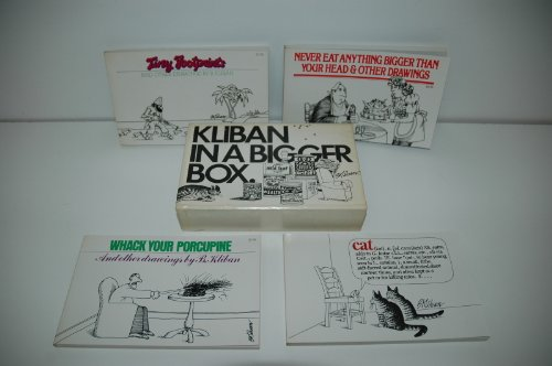 Kliban in a Bigger Box for sale  Delivered anywhere in USA