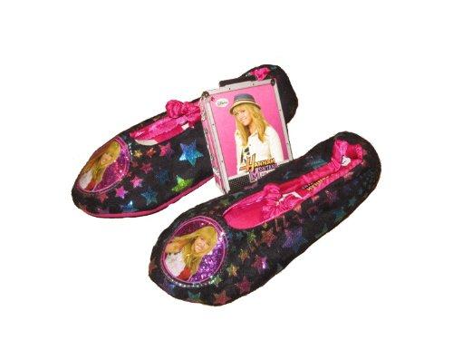 Hannah Montanna Showbiz Slippers (10) T9jfQ