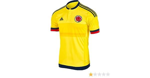 e839433f1f0 Amazon.com  adidas Colombia Home Soccer Jersey