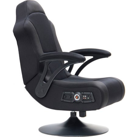 X-PRO 300 Pedestal Video Rocker Gaming Chair with Bluetooth Technology