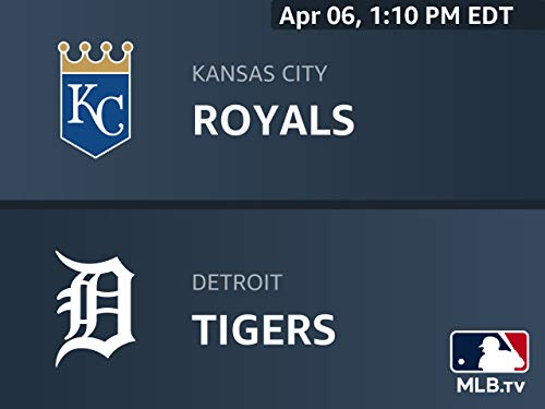 Game Tigers Detroit - Home Broadcast